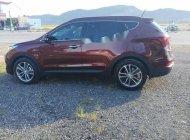 Cần bán lại xe Hyundai Santa Fe năm 2018, màu đỏ, giá tốt giá 1 tỷ 150 tr tại Hà Nội