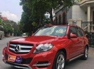 Cần bán lại xe Mercedes GLK250 4Matic sản xuất 2013, màu đỏ giá 1 tỷ 179 tr tại Hà Nội