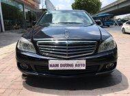 Cần bán gấp Mercedes-Benz C250 đời 2009, màu đen giá 535 triệu tại Hà Nội