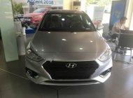 Bán Hyundai Accent 1.4 MT Base đời 2018, màu bạc, giá 425tr giá 425 triệu tại Hà Nội