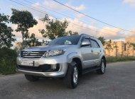 Bán Toyota Fortuner đời 2013, màu bạc, 760 triệu giá 760 triệu tại Hải Phòng
