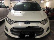 Cần bán lại xe Ford EcoSport sản xuất 2016, màu trắng, giá chỉ 456 triệu giá 456 triệu tại Tp.HCM