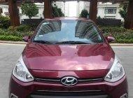 Cần bán gấp Hyundai Grand i10 AT đời 2015, màu đỏ, giá tốt giá 368 triệu tại Hà Nội