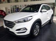 Bán xe Hyundai Tucson đời 2018, màu trắng, giá cạnh tranh giá 765 triệu tại Hà Nội