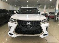Cần bán xe Lexus LX 570 2018, màu trắng, xe nhập giá 9 tỷ 320 tr tại Hà Nội