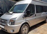 Cần bán xe Ford Transit 2014 số sàn màu bạc giá 545 triệu tại Tp.HCM