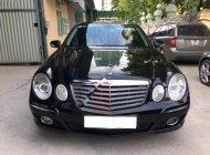 Cần bán gấp Mercedes E280 năm 2008, màu đen số tự động giá 555 triệu tại Hà Nội