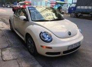 Bán xe Volkswagen New Beetle 2.5 AT sản xuất 2007, màu kem (be), nhập khẩu nguyên chiếc số tự động, 650 triệu giá 650 triệu tại Tp.HCM