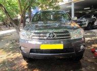 Cần bán lại xe Toyota Fortuner 2.7V sản xuất năm 2010, màu xám giá 625 triệu tại Hà Nội