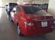 Bán xe Mitsubishi Attrage năm sản xuất 2017, màu đỏ   giá 400 triệu tại Tp.HCM