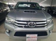 Bán ô tô Toyota Hilux 3.0 đời 2016, màu bạc, nhập khẩu xe gia đình giá 760 triệu tại Tp.HCM