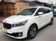 Bán ô tô Kia Sedona 2.2L DATH năm 2017, màu trắng còn mới giá 1 tỷ 160 tr tại Tp.HCM