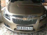 Bán Chevrolet Cruze sản xuất năm 2011, màu vàng cát giá 360 triệu tại Bình Dương
