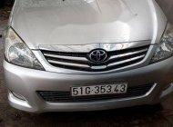 Bán xe Toyota Innova năm sản xuất 2010, màu bạc giá 580 triệu tại Tp.HCM