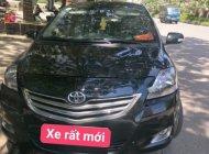 Cần bán gấp Toyota Vios 1.5 E đời 2013, màu đen số sàn, 388tr giá 388 triệu tại Hà Nội