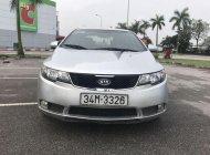 Cần bán gấp Kia Cerato sản xuất năm 2009, màu bạc giá 295 triệu tại Hà Nội