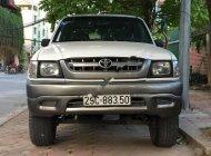 Bán xe Toyota Hilux GL năm 2005, màu trắng, nhập khẩu nguyên chiếc giá 220 triệu tại Hà Nội