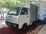 Bán Suzuki Truck 490 kg cửa lùa 2018, chạy được phố cấm, màu trắng, giá 280 tr - LH 0911.935.188 giá 280 triệu tại Hải Phòng