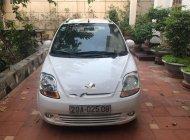 Bán xe Chevrolet Spark LT 0.8 MT đời 2010, màu trắng  giá 125 triệu tại Hà Nội