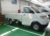Bán Suzuki Super Carry Pro năm sản xuất 2018, màu trắng, nhập khẩu nguyên chiếc giá cạnh tranh giá 312 triệu tại Bình Thuận