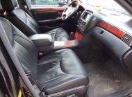 Bán Lexus LS 430 sản xuất năm 2004, màu đen giá 695 triệu tại Hà Nội