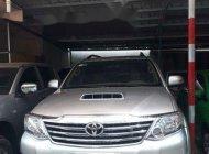 Bán xe Toyota Fortuner 2.5G đời 2015, màu bạc  giá 845 triệu tại Tp.HCM