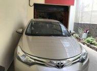 Cần bán lại xe Toyota Vios đời 2015, màu bạc xe gia đình giá 479 triệu tại Tp.HCM