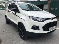 Bán Ford EcoSport Titanium 1.5L AT sản xuất năm 2016, màu trắng chính chủ giá cạnh tranh giá 585 triệu tại Hà Nội