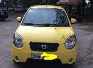 Bán Kia Morning SLX đời 2008, màu vàng, nhập khẩu, 218 triệu giá 218 triệu tại Hà Nội