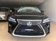 Bán Lexus RX350 Luxury sx 2016, màu đen, xe nhập Nhật, cam kết như mới, đi 9200Km giá 2 tỷ 830 tr tại Hà Nội