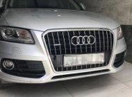Bán Audi Q5 2.0 AT 2013, màu bạc giá 1 tỷ 590 tr tại Hà Nội