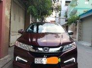 Bán xe Honda City số tự động cuối 2016, màu đỏ giá 520 triệu tại Tp.HCM
