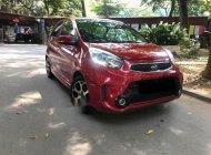 Bán xe Kia Morning Si AT năm sản xuất 2015, màu đỏ, 355tr giá 355 triệu tại Hà Nội