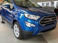 Cần bán xe Ford EcoSport Titanium 2018, màu xanh lam, giá tốt nhất thị trường chỉ với 545tr giá 545 triệu tại Lào Cai
