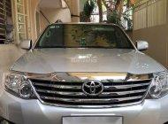 Bán ô tô Toyota Fortuner sản xuất năm 2013, màu bạc giá 715 triệu tại Tp.HCM