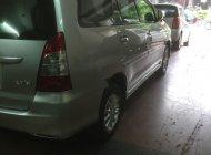 Cần bán Toyota Innova năm 2012, màu bạc, 535 triệu giá 535 triệu tại Hà Nội