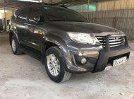 Cần bán gấp Toyota Fortuner V đời 2014, màu đen như mới giá 799 triệu tại Hà Nội