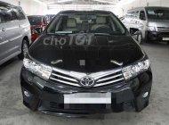 Bán xe Toyota Corolla altis năm sản xuất 2015, màu đen   giá 750 triệu tại Tp.HCM