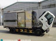 Bán xe tải Isuzu 1T9 thùng dài 4M3 - bảng giá Isuzu 1T9 2018- Xe tải Isuzu 1.9 tấn euro 4 thùng kín trả góp 90% giá 511 triệu tại Bình Dương