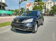 Cần bán Honda CR V sản xuất năm 2010, màu đen, xe nhập, giá tốt giá 569 triệu tại Hà Nội