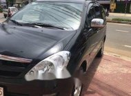 Bán Toyota Innova G đời 2008, màu đen giá 390 triệu tại Kon Tum