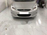 Cần bán Hyundai Accent Blue  1.4AT 2013, màu bạc, nhập khẩu Hàn Quốc   giá 438 triệu tại Tp.HCM