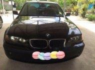 Cần bán lại xe BMW 3 Series 318i 2004, màu đen, xe nhập xe gia đình, giá tốt giá 350 triệu tại Đồng Nai