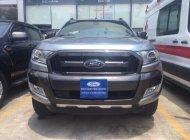 Cần bán Ford Ranger 3.2L Wildtrak 2016, màu bạc, xe nhập khẩu, hỗ trợ vay ngân hàng Hotline: 090.12678.55 giá 855 triệu tại Tp.HCM