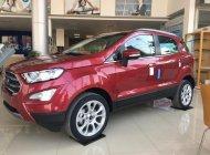 Điện Biên Ford bán xe Ford EcoSport 1.5 Titanium đời 2018, màu đỏ mới giá khuyến mại lớn, bao lăn bánh giá 648 triệu tại Điện Biên