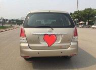 Bán xe Toyota Innova 2.0 G sản xuất 2012, màu vàng giá 433 triệu tại Hà Nội