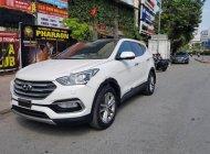 Cần bán gấp Hyundai Santa Fe đời 2016, màu trắng giá 1 tỷ 40 tr tại Hà Nội