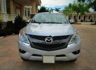 Cần bán xe Mazda BT 50 2.2L 4x4 MT đời 2012, màu bạc, nhập khẩu   giá 415 triệu tại Thanh Hóa