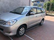 Bán ô tô Toyota Innova G đời 2010, màu bạc giá 443 triệu tại Hà Nội