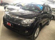 Bán Toyota Fortuner đời 2014, màu đen, 760tr giá 760 triệu tại Tp.HCM